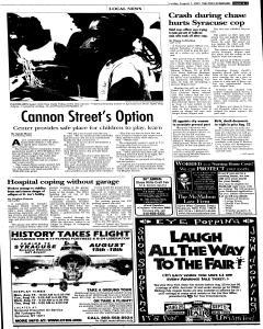 Syracuse Post Standard, August 07, 2005, Page 277