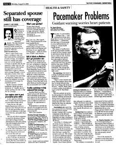 Syracuse Post Standard, August 08, 2005, Page 61