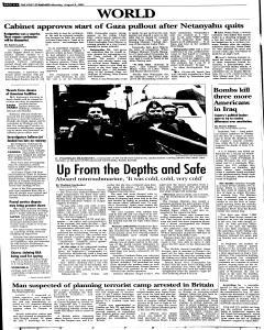 Syracuse Post Standard, August 08, 2005, Page 65