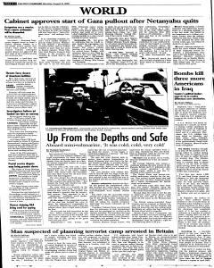 Syracuse Post Standard, August 08, 2005, Page 83