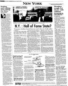 Syracuse Post Standard, August 08, 2005, Page 85
