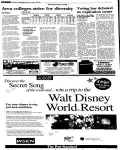 Syracuse Post Standard, August 08, 2005, Page 91