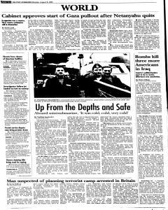 Syracuse Post Standard, August 08, 2005, Page 101