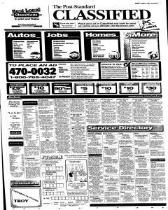 Syracuse Post Standard, August 08, 2005, Page 37