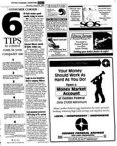 Syracuse Post Standard, August 08, 2005, Page 51