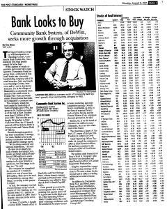 Syracuse Post Standard, August 08, 2005, Page 53