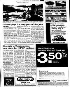 Syracuse Post Standard, August 08, 2005, Page 64
