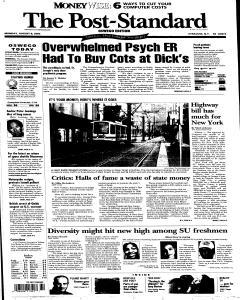 Syracuse Post Standard, August 08, 2005, Page 98
