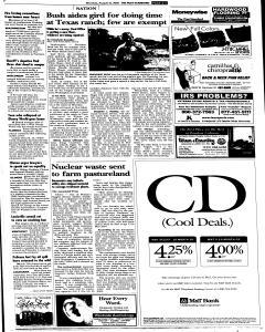 Syracuse Post Standard, August 08, 2005, Page 102