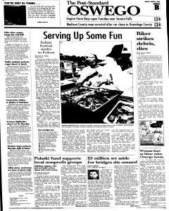 Syracuse Post Standard, August 08, 2005, Page 110