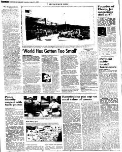 Syracuse Post Standard, August 09, 2005, Page 82