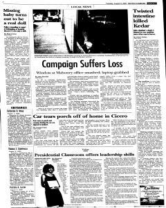 Syracuse Post Standard, August 09, 2005, Page 61