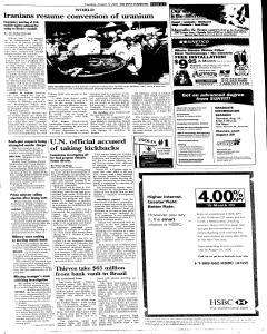 Syracuse Post Standard, August 09, 2005, Page 67