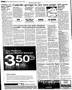 Syracuse Post Standard, August 10, 2005, Page 4