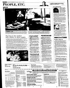 Syracuse Post Standard, August 11, 2005, Page 2