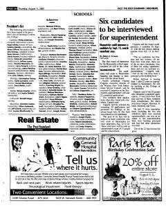 Syracuse Post Standard, August 11, 2005, Page 240