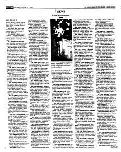 Syracuse Post Standard, August 11, 2005, Page 332