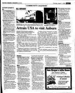 Syracuse Post Standard, August 11, 2005, Page 335