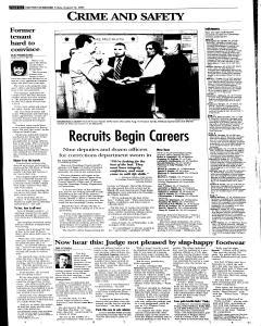 Syracuse Post Standard, August 12, 2005, Page 20