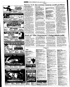 Syracuse Post Standard, August 13, 2005, Page 34
