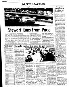Syracuse Post Standard, August 15, 2005, Page 22