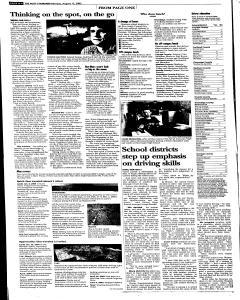 Syracuse Post Standard, August 15, 2005, Page 79