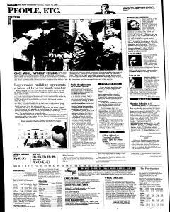 Syracuse Post Standard, August 16, 2005, Page 68