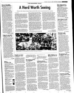 Syracuse Post Standard, August 16, 2005, Page 11