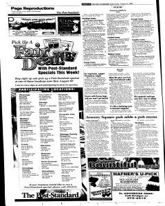 Syracuse Post Standard, August 17, 2005, Page 32