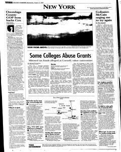Syracuse Post Standard, August 17, 2005, Page 78