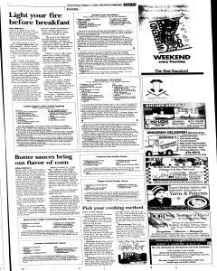 Syracuse Post Standard, August 17, 2005, Page 31