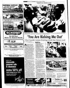 Syracuse Post Standard, August 18, 2005, Page 4