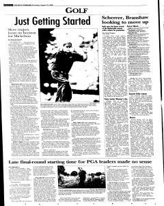 Syracuse Post Standard, August 18, 2005, Page 28