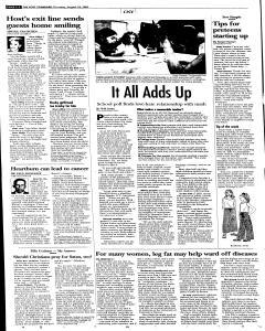 Syracuse Post Standard, August 18, 2005, Page 32