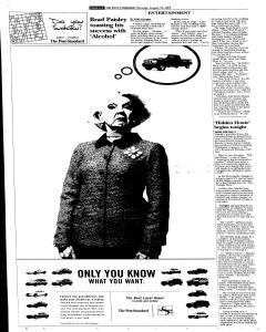 Syracuse Post Standard, August 18, 2005, Page 34