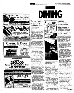 Syracuse Post Standard, August 18, 2005, Page 66