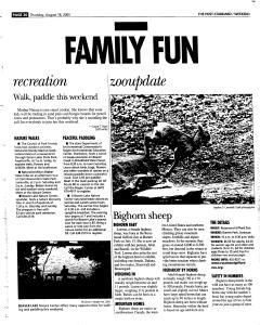 Syracuse Post Standard, August 18, 2005, Page 78