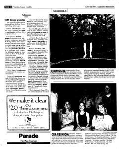 Syracuse Post Standard, August 18, 2005, Page 100