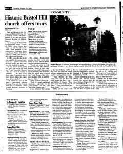 Syracuse Post Standard, August 18, 2005, Page 132