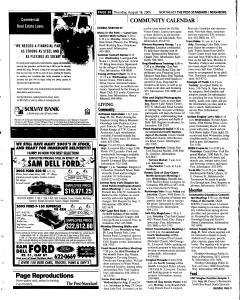Syracuse Post Standard, August 18, 2005, Page 142