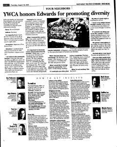 Syracuse Post Standard, August 18, 2005, Page 150