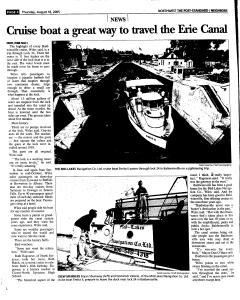 Syracuse Post Standard, August 18, 2005, Page 152