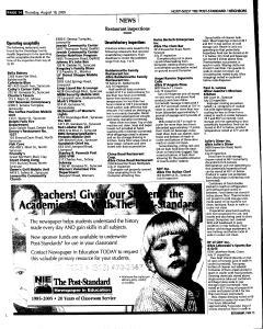 Syracuse Post Standard, August 18, 2005, Page 162