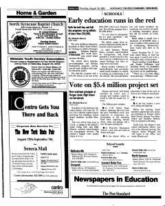 Syracuse Post Standard, August 18, 2005, Page 172