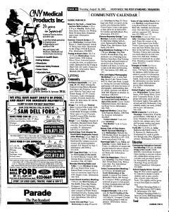 Syracuse Post Standard, August 18, 2005, Page 178