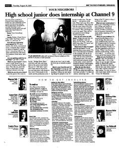 Syracuse Post Standard, August 18, 2005, Page 186