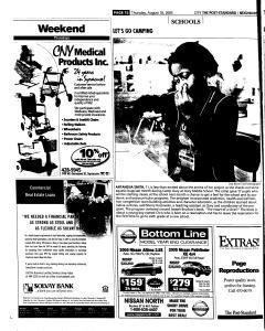 Syracuse Post Standard, August 18, 2005, Page 196