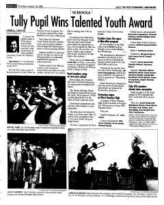 Syracuse Post Standard, August 18, 2005, Page 237