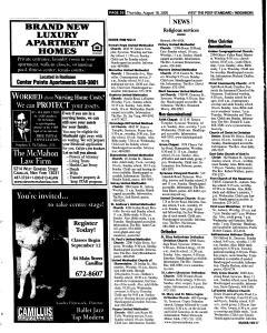 Syracuse Post Standard, August 18, 2005, Page 241