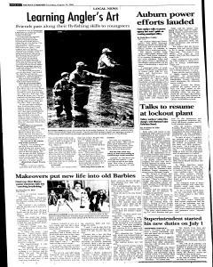 Syracuse Post Standard, August 18, 2005, Page 265